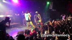 Ab-Soul Bring Out Schoolboy Q During LA Performance