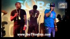 Jim Jones Takes the Stage with Travis Porter at S.O.B.'s