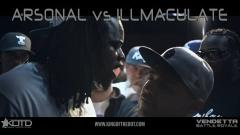 KOTD Vendetta Veteran Rap Battle: Arsonal vs Illmaculate