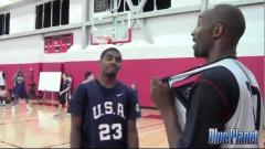 Kyrie Irving Challenges Kobe Bryant To a $50k 1-on-1 Game
