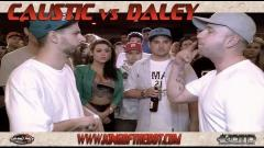 Caustic Vs Daley - KOTD 2012 Grand Prix (Body Bag Battle)