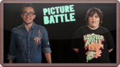 "Andy Milonakis & Jason Chu Throw Down in ""Picture Battle"""