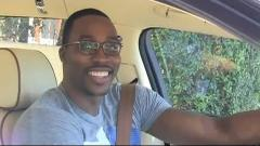 Dwight Howard All Smiles After Signing with Lakers