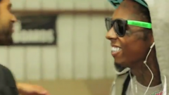 BTS: Lil Wayne Shoots New Skate Video for DEWeezy