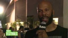 "Common: ""Kanye Is The Center Of 'Cruel Summer'"""