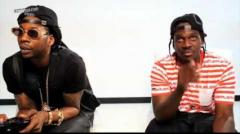 2 Chainz & Pusha T Battle Each Other in Madden '13