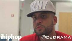 DJ Drama on Artists Dropping Non-DJ Versions of His Tapes
