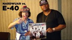 Nardwuar Interviews Bay Area Legend E-40