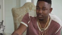 Kendrick Speaks On Following 50 Cent's Road to Success