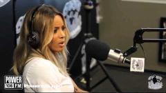 Ciara Addresses Chelsea Handler & 50 Cent's Relationship