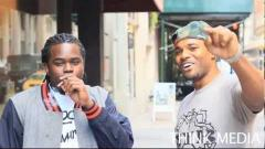 Math Hoffa & Arsonal Clown On Mook vs Solomon Battle