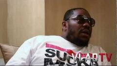 "Exclusive! Beanie Sigel Defines ""Gangster"" as Being a Father"