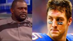 Lawrence Taylor Gives Advice to Tim Tebow!