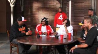 Behind the Scenes of West Coast BET Freestyle Cypher