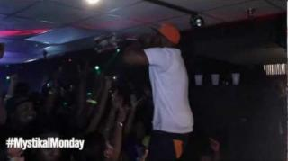 Mystikal Makes Crowd Go Wild During Hometown Show