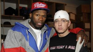BTS: New 50 Cent & Eminem Video