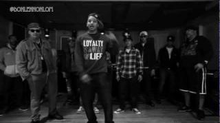 The Cypher 1.0: Cortez,  DNA, Ms Fit, & Da Don