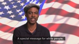 Chris Rock Has Message For All White Voters