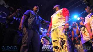 Smack/URL Battle: T-Rex vs Aye Verb