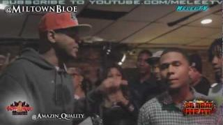 Spit Dat Heat Battle: The Kid JC vs Amazin Quality