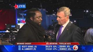 Reporter Mistakes Will.I.Am For Wyclef & Wale On Live TV!