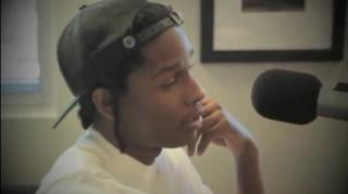 "A$AP Rocky Says He Hates Kanye's ""808s & Heartbreak"""