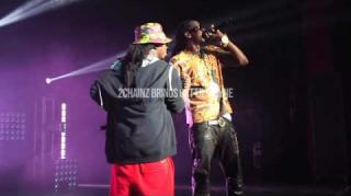 2 Chainz Brings Out Lil Wayne & LeBron James In Miami