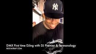 DMX Tries DJing For The First Time With DJ Premier