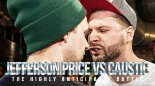 Don't Flop Battle: Caustic vs Jefferson Price