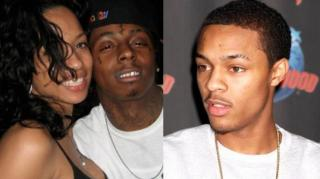 Is Superhead in a Love Triangle With Bow Wow & Lil Wayne?
