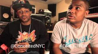 DNA & Conceited Reflect On The Craziest Bars Used Against Them