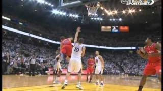 Flop Or Not? Blake Griffin Does Kung-Fu Style Fall After Foul