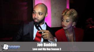 Joe Budden & Girlfriend Kaylin Speak On Love & Hip Hop Drama