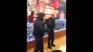 Sub 0 and Big Fendi Brawl Inside Of Store!