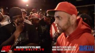 iBattle Worldwide & BlockCity Battle: Dirt vs Strange