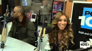 Consequence & His Girl On Why They Joined Love & Hip Hop!