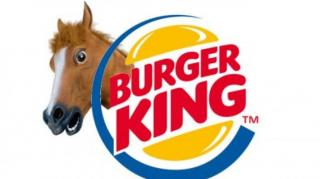Burger King Stops Selling Burgers Because of Horse Meat Scandal