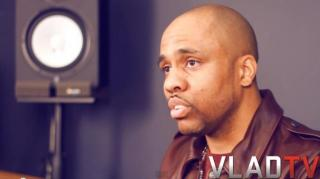 Exclusive! Consequence Considered Putting Hands on Joe Budden