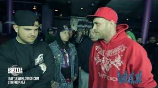 iBattle Worldwide Battle: Lexx Luthor Vs Dirt