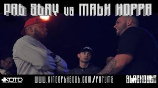 KOTD Blackout 3 Battle: Math Hoffa vs Pat Stay
