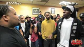 Spit That Heat Battle: Mr. Mill$ vs Hazbarz