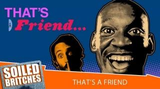 'That's A Friend' - New Comedy Show From Damien Dante Wayans