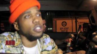 Curren$y Speaks On C-Murder's Life Sentence