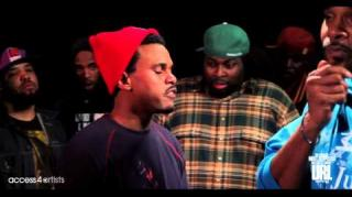 Smack/URL Battle: Math Hoffa vs J. Dose Rematch
