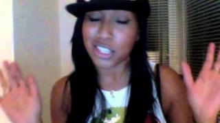 "Melanie Fiona's Hot Cover of Drake's ""Started From the Bottom"""