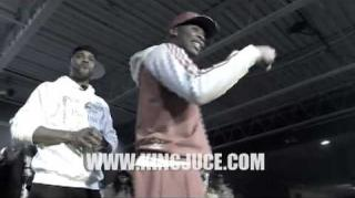 King Juce Battle: Hitman Holla vs Math Hoffa