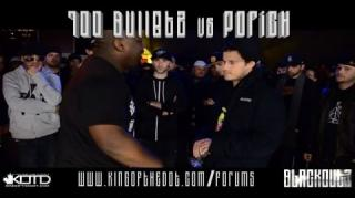 KOTD Blackout 3 Battle: 100 Bulletz vs. PoRich