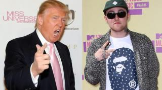 Mac Miller Addresses Donald Trump Twitter Drama Over Song