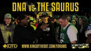 KOTD Battle: DNA vs Thesaurus