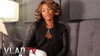 Exclusive! K. Foxx Clears Up Charlamagne Dating Rumors